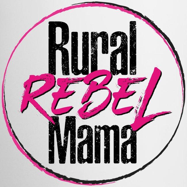 Rural Rebel Mama Logo