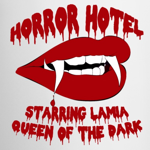 Horror Hotel - Lamia's Lips - Coffee/Tea Mug