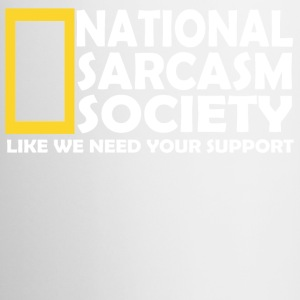 Sarcasm - Coffee/Tea Mug