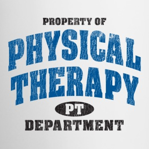 Property Of Physical Therapy. - Coffee/Tea Mug