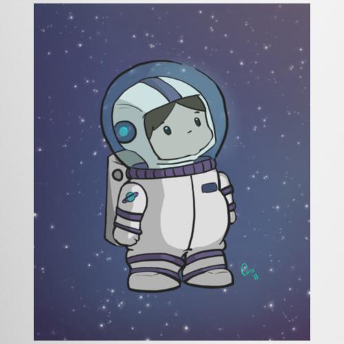 Astronaut - Coffee/Tea Mug