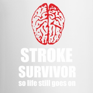 stroke survivor - Coffee/Tea Mug