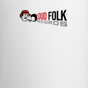 Loud Folk Records Logo - Coffee/Tea Mug