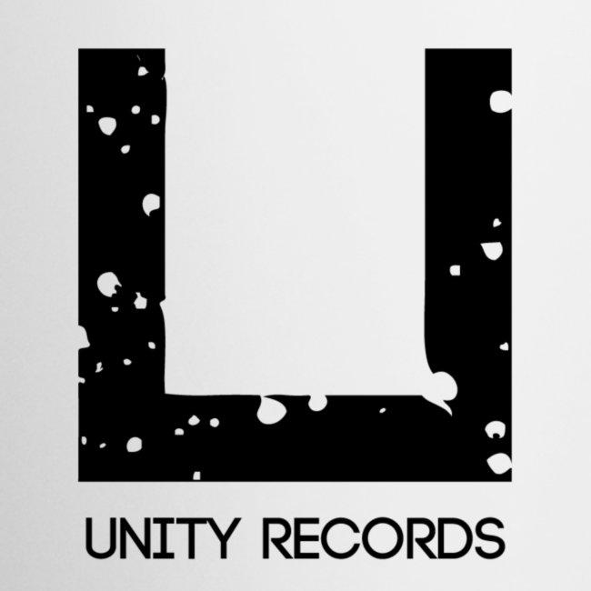 UNITY RECORDS LOGO BLACK
