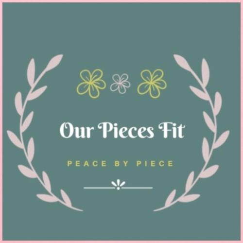 Peace by Piece - Organic Long Sleeve Baby Bodysuit