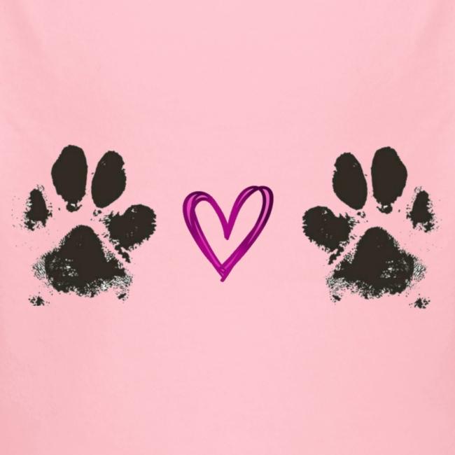 Paw Love black
