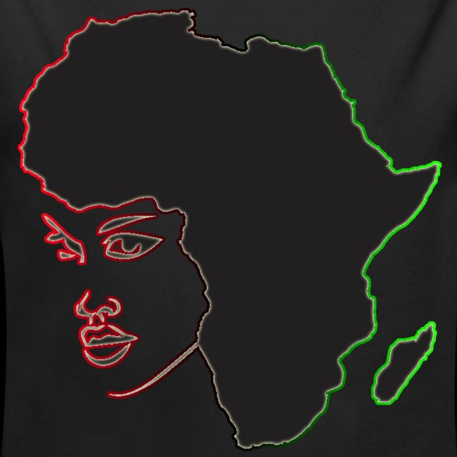 Afrika is Woman
