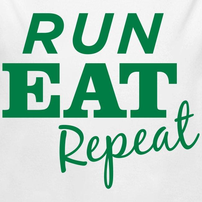 Run Eat Repeat buttons medium