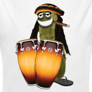 Reggae Pickle - Long Sleeve Baby Bodysuit