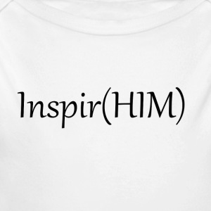 Inspire HIM - Long Sleeve Baby Bodysuit