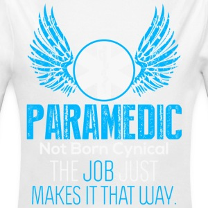 paramedic - Long Sleeve Baby Bodysuit