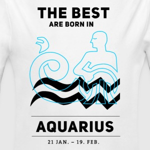 aquarius horoscope januar birthday astrology previ - Long Sleeve Baby Bodysuit