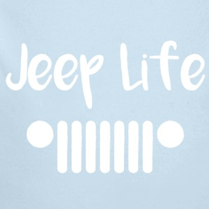 Jeep Life Shirt - Long Sleeve Baby Bodysuit