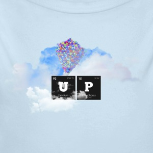 Periodic Elements: UP - Long Sleeve Baby Bodysuit