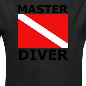 Master Diver - Long Sleeve Baby Bodysuit