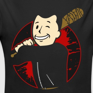 HI-IM-NEGAN - Long Sleeve Baby Bodysuit