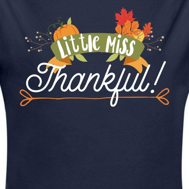 Thanksgiving Design - Little Miss Thankful