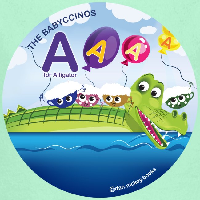 The Babyccinos The Letter A