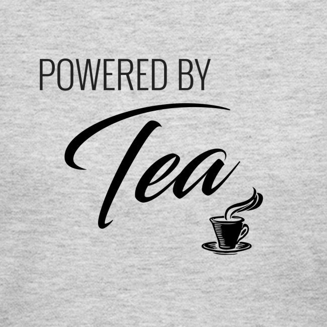Powered by Tea
