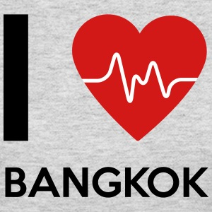 I Love Bangkok - Women's Long Sleeve Jersey T-Shirt