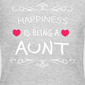 Happiness Is Being a AUNT - Women's Long Sleeve Jersey T-Shirt