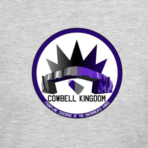 Cowbell Kingdom Logo Clothing - Women's Long Sleeve Jersey T-Shirt
