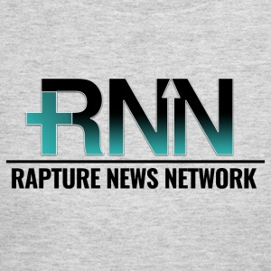 Rapture News Network Logo - Women's Long Sleeve Jersey T-Shirt