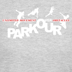 Parkour - Women's Long Sleeve Jersey T-Shirt
