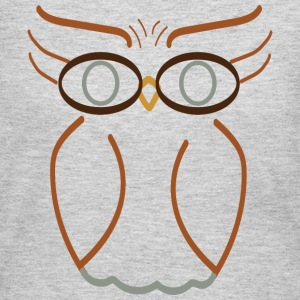 The Final Quirky Owl - Women's Long Sleeve Jersey T-Shirt