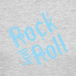 rock and roll - Women's Long Sleeve Jersey T-Shirt