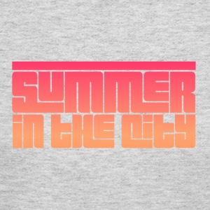 Summer in the City - Women's Long Sleeve Jersey T-Shirt
