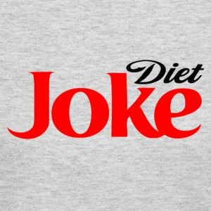 Diet Joke - Women's Long Sleeve Jersey T-Shirt