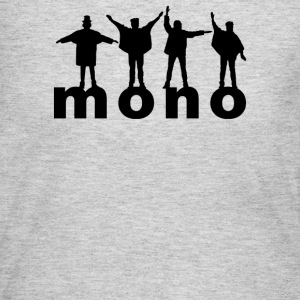Mono Black - Women's Long Sleeve Jersey T-Shirt