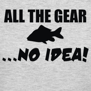 All The Gear No Idea - Women's Long Sleeve Jersey T-Shirt