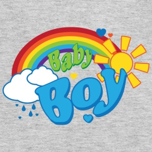 Rainbow Baby-Boy - Women's Long Sleeve Jersey T-Shirt