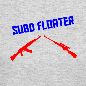 subd Floater - Women's Long Sleeve Jersey T-Shirt