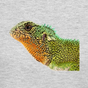 Iguana, lizard, reptile - Women's Long Sleeve Jersey T-Shirt