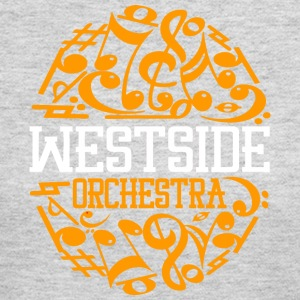 WESTSIDE ORCHESTRA - Women's Long Sleeve Jersey T-Shirt