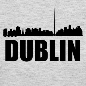 Dublin Skyline - Women's Long Sleeve Jersey T-Shirt