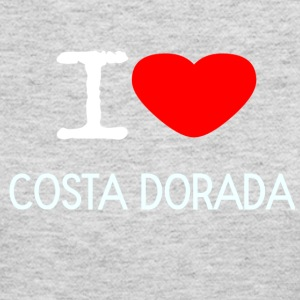 I LOVE COSTA DORADA - Women's Long Sleeve Jersey T-Shirt