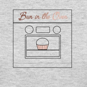 Bun in the Oven - Women's Long Sleeve Jersey T-Shirt