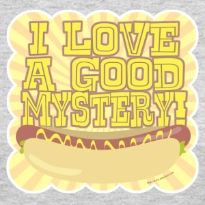 I Love A Good Mystery - Women's Long Sleeve Jersey T-Shirt
