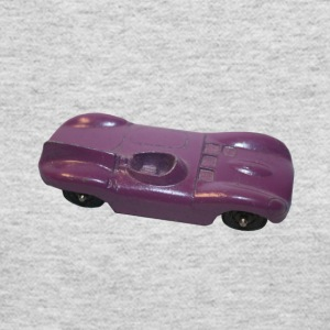 PURPLE DIECAST CONCEPT RACER - Women's Long Sleeve Jersey T-Shirt