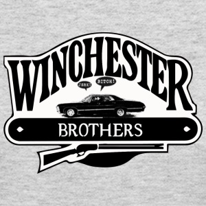 WINCHESTER - BROTHERS - Women's Long Sleeve Jersey T-Shirt