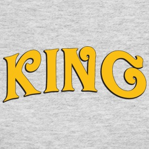 King 3 - Women's Long Sleeve Jersey T-Shirt