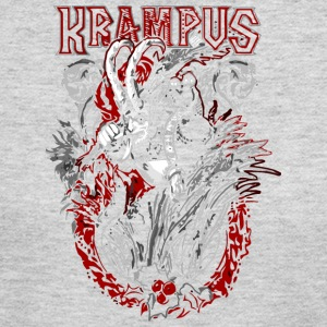 Krampus - Women's Long Sleeve Jersey T-Shirt