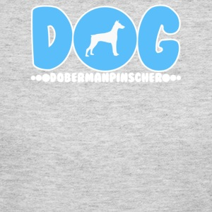 Doberman Pinscher - Women's Long Sleeve Jersey T-Shirt