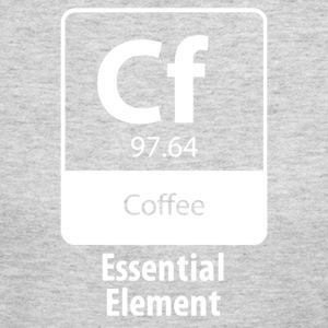 Coffee Essential Element - Women's Long Sleeve Jersey T-Shirt
