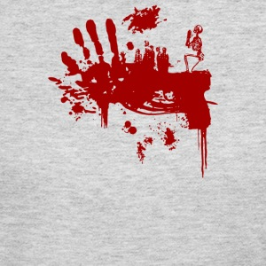 Bloody Guns - Women's Long Sleeve Jersey T-Shirt