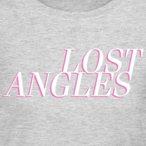 Lost Angles Vaporwave Label - Women's Long Sleeve Jersey T-Shirt